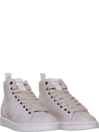 Panchic Panchic White Ivory Ankle Boot