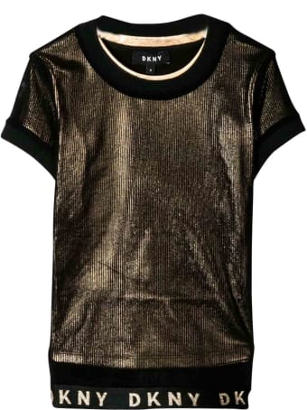 DKNY Gold Teen T-shirt