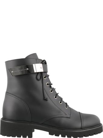 Giuseppe Zanotti Kommando Boots