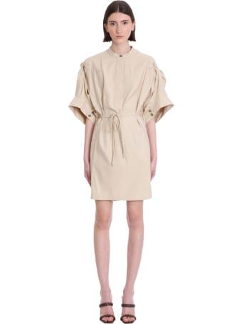 3.1 Phillip Lim Dress In Beige Cotton