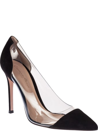 Gianvito Rossi Plexi Pumps