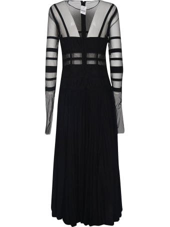 Giovanni Bedin Tulle Long Dress