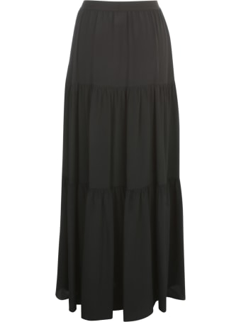 PierAntonioGaspari Long Skirt W/flounce