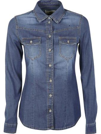 Bazar Deluxe Slim Fit Denim Shirt