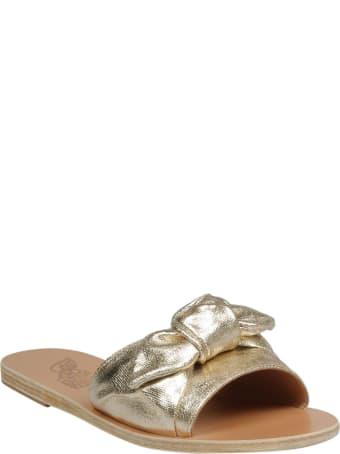 Ancient Greek Sandals Flat Shoes