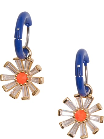 Essentiel Antwerp Flower Earrings