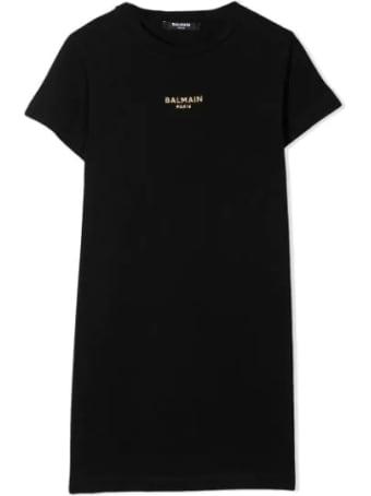 Balmain Dress Model T-shirt
