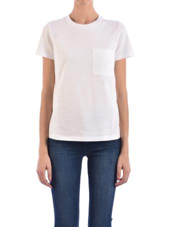 Max Mara Logo T-shirt White