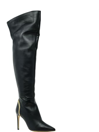 Ninalilou Leather Boots