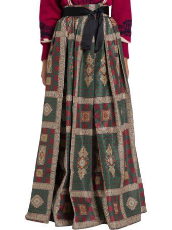 Etro Darlington Long Skirt