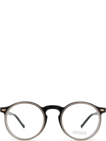 Matsuda Matsuda M1019 Mcm-mbk Glasses