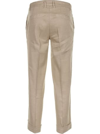 Re-HasH Re-hash Cotton Trousers