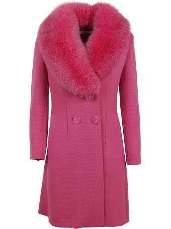Charlott Collar Fur Coat