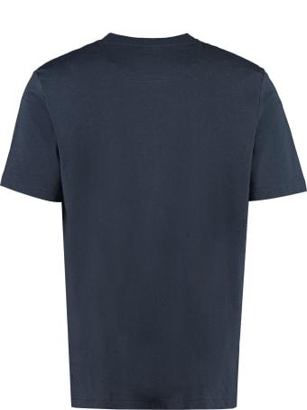 Hugo Boss Cotton Blend Crew-neck T-shirt