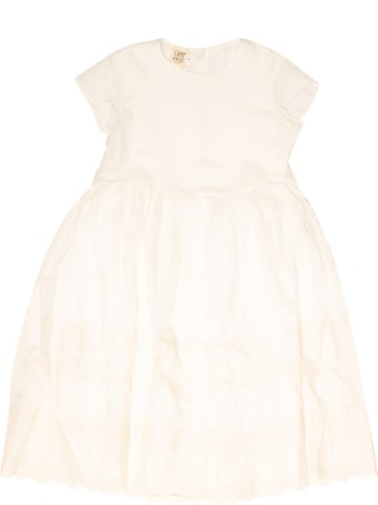 Caffe' d'Orzo Caffe D'orzo Anna White Dress