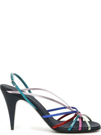 The Row Odeon Multicolour Sandals
