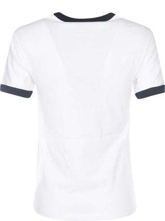 Lanvin Lip Logo Printed T-shirt