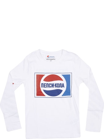 Eleven Paris Pepsi Long Sleeve T-shirt