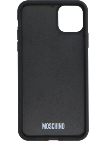 Moschino 'teddy Cornice' Case