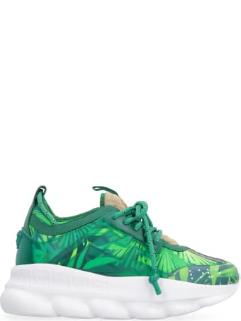 Versace Chain Reaction Low-top Sneakers