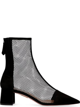 Aquazzura Saint Honoré Low Boots