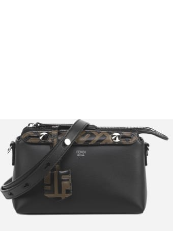 Fendi Mini By The Way Bag In Leather