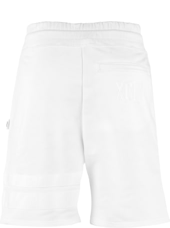 GCDS Cotton Sweatshorts