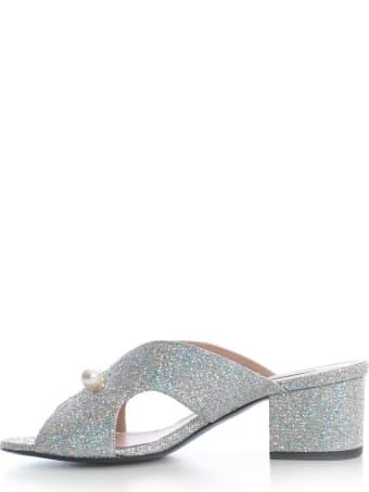 Coliac Slippers Glitter W/piercing