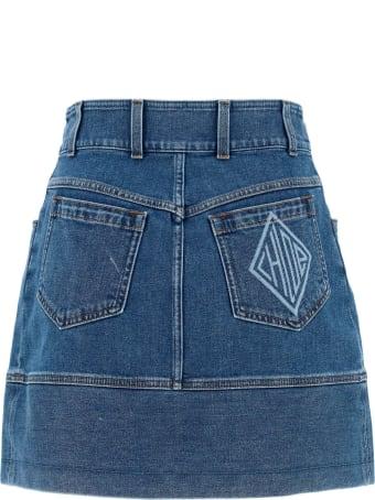 Chloé Denim Skirt
