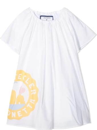 Simonetta Dress In Collaboration With Chantecler
