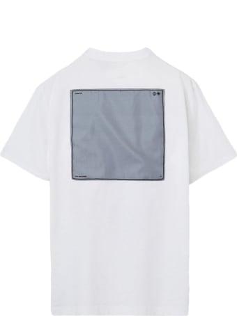 OAMC White Cotton T-shirt