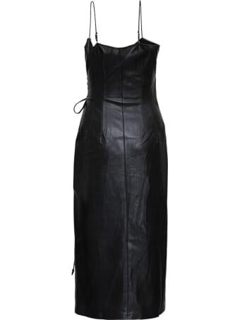 Nanushka Anubi Vegan Leather