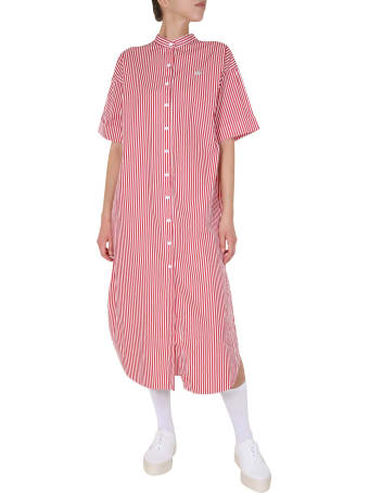 Lacoste Striped Dress