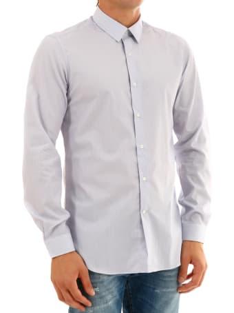 Vangher Striped Classic Shirt