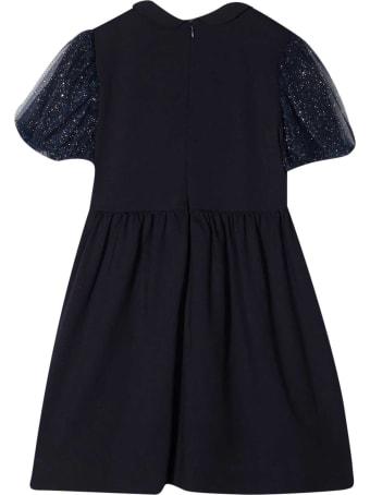 Il Gufo Black Dress