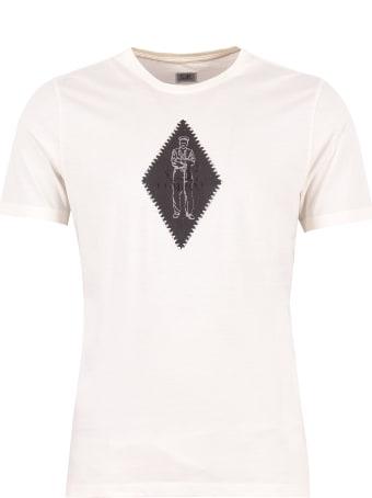 C.P. Company Printed Short Sleeves T-shirt