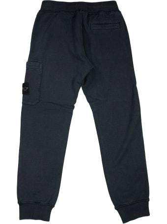 Stone Island Jogging Trousers Blue