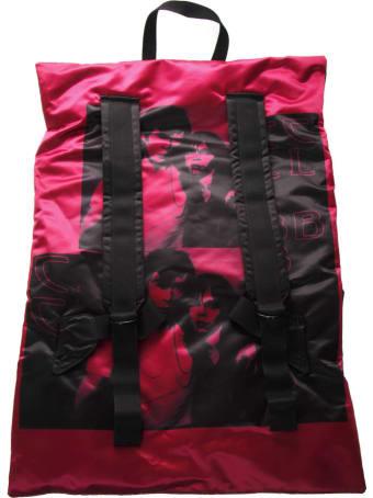 Eastpak Backpack Poster Eastpak Lab X Raf Simons Limited Edition
