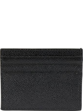 Thom Browne Card Holder Wallet