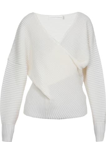 Victoria Victoria Beckham Draped Sweater