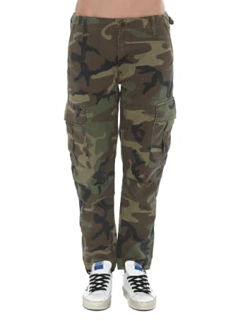 RE/DONE Cargo Trousers