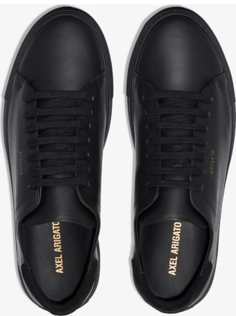 Axel Arigato Black Leather Sneakers