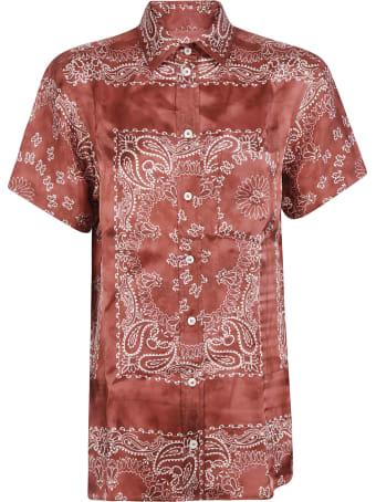 Golden Goose Clarissa Pajama Shirt