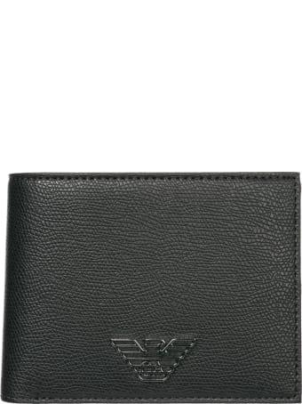 Emporio Armani  Wallet Coin Case Holder Purse Card Bifold