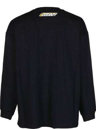Goodboy Black Cotton Sweatshirt