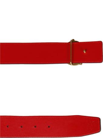 Christian Louboutin Cl Logo Belt
