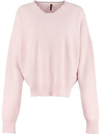 Ben Taverniti Unravel Project Ribbed Oversized Sweater