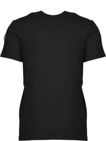 Moncler Lettering Print T-shirt