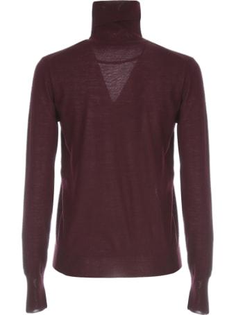 Nuur High Neck 100% Merino Wool Sweater