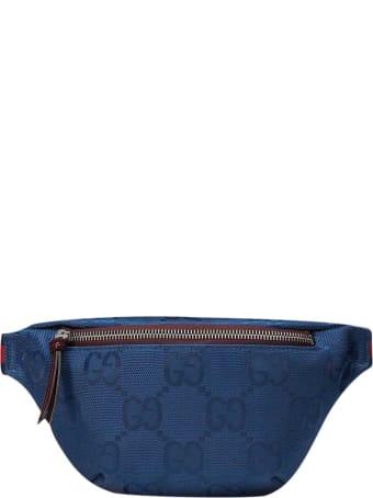 Gucci Blue Belt Bag